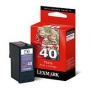 Genuine Lexmark No 40 Photo Ink Cartridge