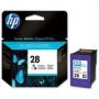 HP 28 Tri-colour Inkjet Print Cartridge