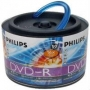 PHILIPS DVD-R 8x 4.7Gb/120min